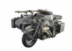 Italeri Model plastikowy WWII Zundapp KS 750 w/Side Car