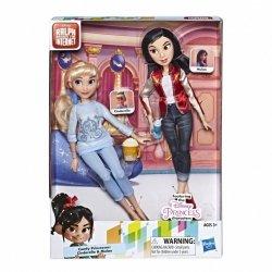 Hasbro Lalka Księżniczki Disneya Księżniczka Kopciuszek i Mulan