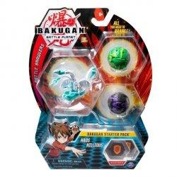Spin Master Figurka Bakugan Zestaw startowy, 20108791