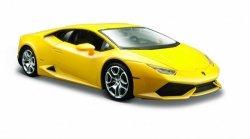 Maisto Model kompozytowy Lamborghini Huracan coupe zółty 1/24