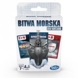 Hasbro Gra karciana Battleship Card Game