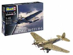Revell Model plastikowy Heinkel HE111 H-6