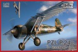 Ibg Model plastikowy PZL P.24g Greek Service