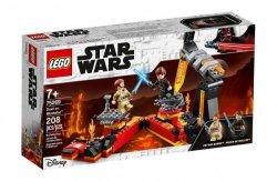 LEGO Klocki Star Wars Pojedynek na planecie Mustafar