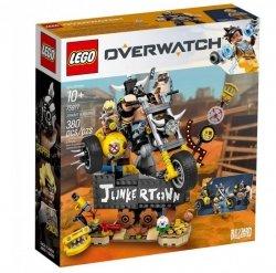 LEGO Klocki Overwatch Wieprzu i Złomiarz