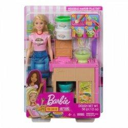 Mattel Lalka Barbie Domowy makaron zestaw do zabawy