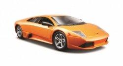 Welly Model kolekcjonerski Lamborghini Aventador Coupe, pomarańczowy