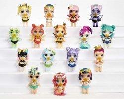 Mga Figurka POOPSIE Rainbow Surprise Fantasy Friends display 2x9szt