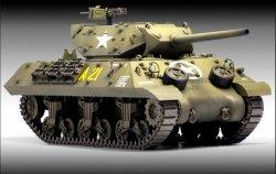 Academy Model plastikowy M10 GMC U.S.Army