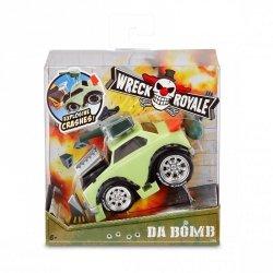 Mga Pojazd Eksplodujące autko, Da Bomb Wreck Royale