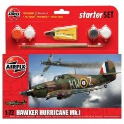 Airfix AIRFIX Hawker Hurricane Mkl