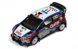 IXO Ford Fiesta RS WRC #11 N. Gilsoul