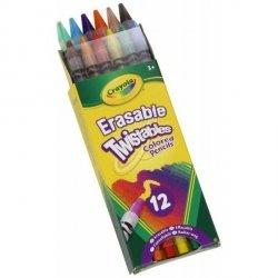 Kredki ołówkowe Twistables 12 szt.