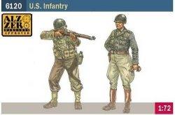 Italeri ITALERI II WW U.S. Infantry