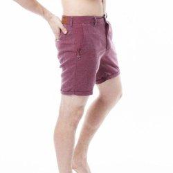 Szorty męskie Jobe Discover Ruby Kolor Czerwony, Rozmiar XL