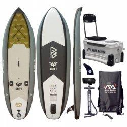 Paddleboard wędkarski deska pompowana Aqua Marina Drift