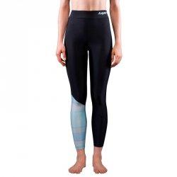 Damskie spodnie do sportów wodnych Aqua Marina Illusion Kolor Czarny, Rozmiar M