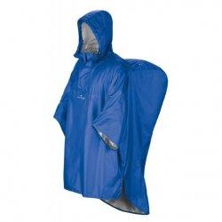 Ponczo przeciwdeszczowe FERRINO Hiker Kolor Niebieski, Rozmiar L/XL