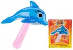 Dmuchana zabawka – delfin