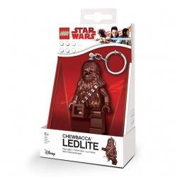 Brelok do kluczy z latarką Lego Star Wars - Chewbacca