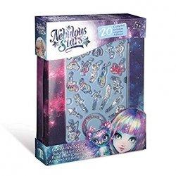 Kreatywne bransoletki z przywieszkami charms Nebulous Stars