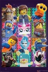 Plakat The Lego Movie 2