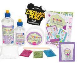 Tuban - Zestaw Glut Super Slime PLUS