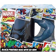 Kubek 3D Marvel Czarna Pantera