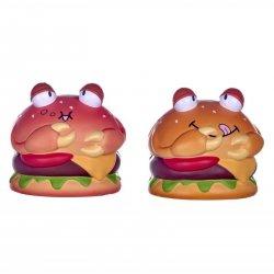 Squishee gniotek - kraby w hamburgerze