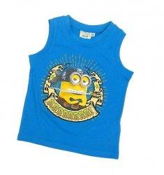Koszulka na ramiączkach Minionki : Rozmiar: - 128