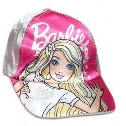 Czapka z daszkiem Barbie