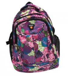 Plecak dziewczęcy szkolny 3 komorowy