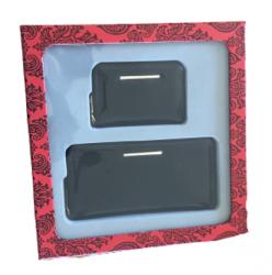Zestaw prezentowy - portfel i portmonetka