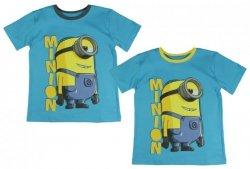 T-shirt Minionki : Rozmiar: - 104