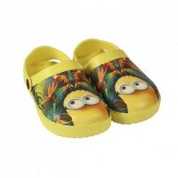 Klapki, sandały Minionki : Rozmiar: - 29