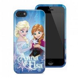 Etui na telefon Frozen - Kraina Lodu - Samsung Edge S6
