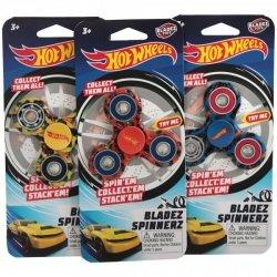 Hot Wheels Hand Fidget Spinner - zabawka zręcznościowa - losowy model