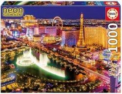 Educa Puzzle Las Vegas, Neonowe 1000 el.