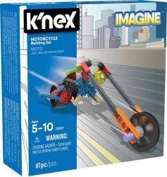 K'nex K'nex Imagine Motocykl - zestaw konstrukcyjny