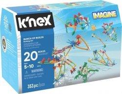 K'nex K'nex Imagine 20 modeli - zestaw konstukcyjny