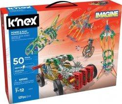 K'Nex Imagine Power & Play 50 modeli - zestaw konstrukcyjny