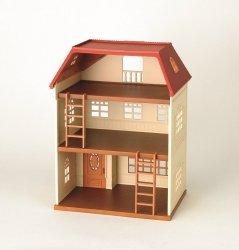 EPOCH  Sylvanian Families Trzypiętrowy dom