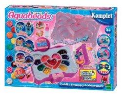EPOCH  Aquabeads Pudełko błyszczących klejnocików
