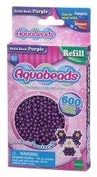 Aquabeads Fioletowe lite koraliki