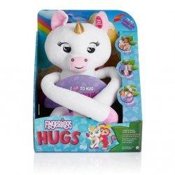 WowWee Fingerlings Hugs, interaktywny Jednorożec Gigi