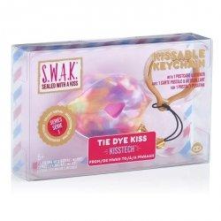 S.W.A.K Interaktywne całuśne usta- brelok TieDye Kiss