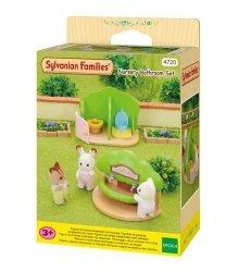 Sylvanian Families Przedszkolna toaleta