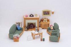 EPOCH  Sylvanian Families Luksusowy zestaw do salonu