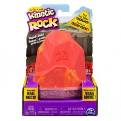 Spin Master Kinetic Rock Czerwony