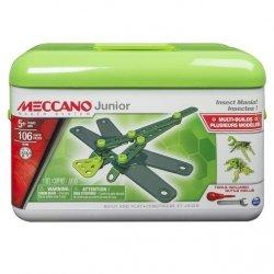 Meccano Junior - Samochody, zestaw z pudełkiem